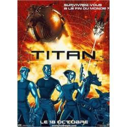 Affiche Titan A.E