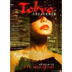 Affiche Tokyo decadence