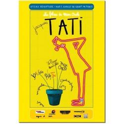 Affiche rétrospective Tati