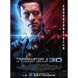 Affiche Terminator 2 le...