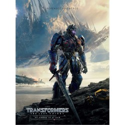 Affiche Transformers 5 the...