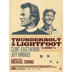 Affiche Thunderbolt and...