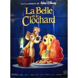 Affiche La Belle et le...