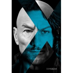 Affiche X men : days of...