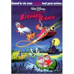 Affiche Bernard et Bianca