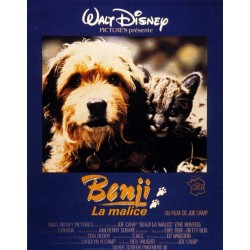 Affiche Benji