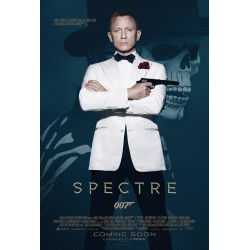 Affiche James Bond : Spectre