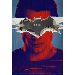 Affiche Batman v Superman :...