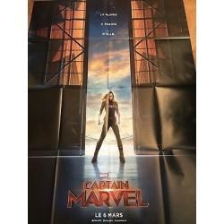 Affiche Captain Marvel