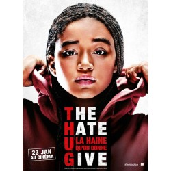 Affiche The hate U give -...