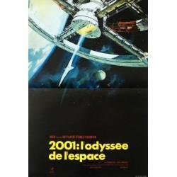 Affiche 2001 l'odyssée de...