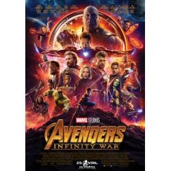 Affiche Avengers 3 :...