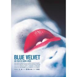 Affiche Blue Velvet