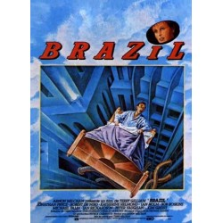 Affiche 60x40cm - Brazil