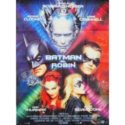 Affiche Batman et Robin