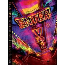 Affiche 60x40cm - Enter the...