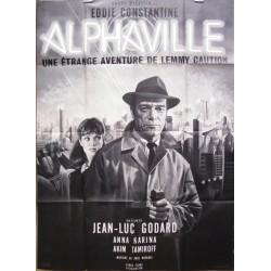Affiche Alphaville