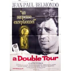 Affiche A double tour