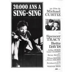 Affiche 20 000 ans à Sing Sing