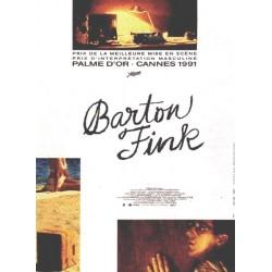 Affiche Barton Fink