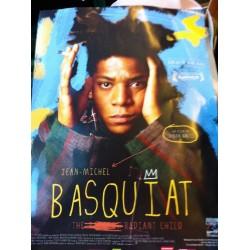 Affiche Basquiat : the...