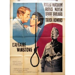 Affiche L'affaire Winston