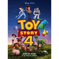 Affiche Toy story 4