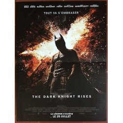 Affiche Batman : The Dark...