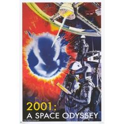 POSTER 2001 L' Odyssée de...