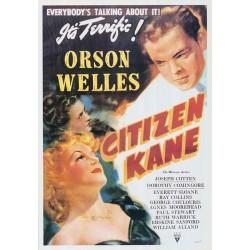 POSTER Citizen Kane