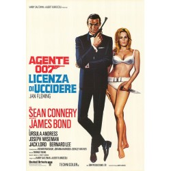POSTER James Bond Dr No