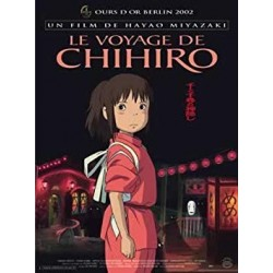 POSTER Le Voyage de Chihiro