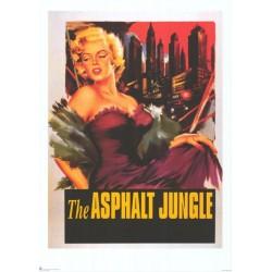 POSTER Asphalt Jungle