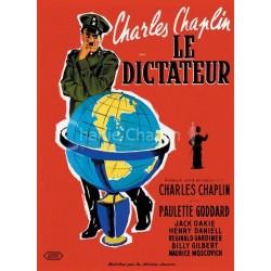 POSTER Le Dictateur