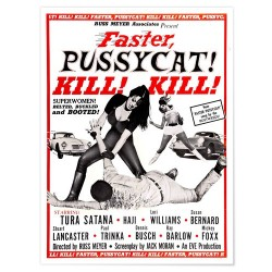 POSTER Faster Pussycat