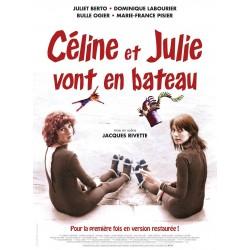 Affiche Céline et Julie...
