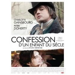 Affiche Confession d'un...