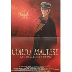 Affiche Corto Maltese, la...