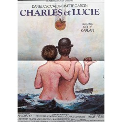 Affiche Charles et Lucie