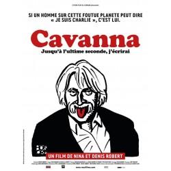 Affiche Cavanna, jusqu'à...
