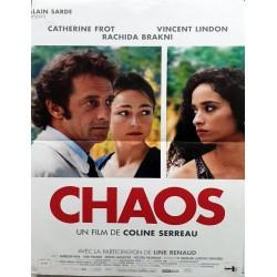 Affiche Chaos