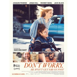 Affiche Don't worry he...
