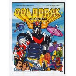Affiche Goldorak