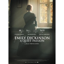 Affiche Emily Dickinson, a...