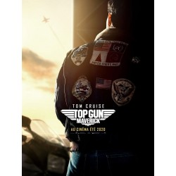 Affiche Top gun 2 : Maverick
