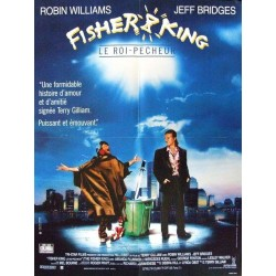 Affiche Fisher king le roi...