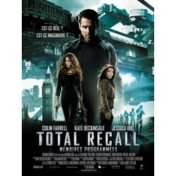 Affiche Total recall -...