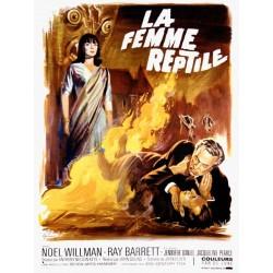 Affiche La Femme Reptile