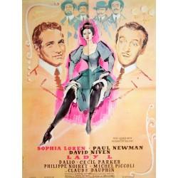 Affiche Lady L