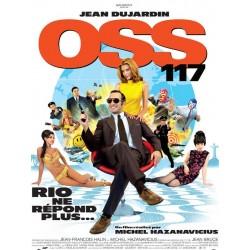 Affiche OSS 117 : Rio ne...